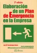 Elaboraci�n de un plan de emergencia en la empresa.