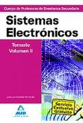 Sistemas Electr�nicos. Temario. Volumen II. Cuerpo de Profesores de Ense�anza Secundaria.