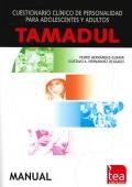 TAMADUL. Cuestionario cl�nico de personalidad para adolescentes y adultos. ( Juego completo )