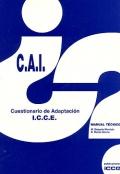 C.A.I. Cuestionario de adaptaci�n ICCE