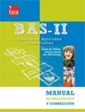 BAS - II Escolar, Escalas de Aptitudes Intelectuales. ( Juego completo )