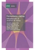 Formulario y tablas. Introducción al análisis de datos.