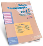 Bater�a psicopedag�gica EOS-11. ( Manual + Cuadernillo ).
