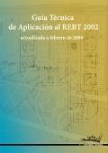 Gu�a t�cnica de aplicaci�n al REBT 2002