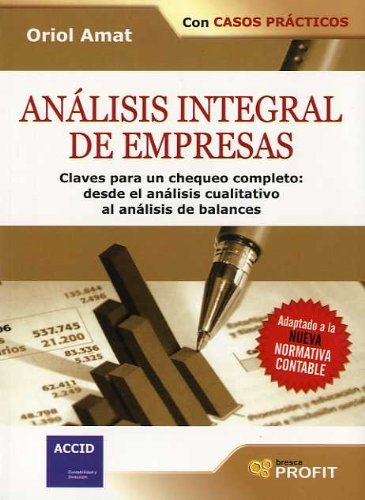 An lisis integral de empresas claves para un chequeo for Analisis de balances