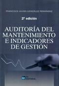 Auditor�a del mantenimiento e indicadores de gesti�n