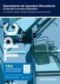 TPC - Operadores de aparatos elevadores - Contenido formativo espec�fico.