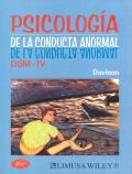 Psicolog�a de la conducta anormal. DSM-IV.