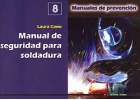 Manual de seguridad para soldadura. Manual de prevenci�n 8