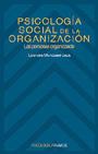 Psicolog�a social de la organizaci�n. Las personas organizando.