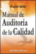 Manual de auditoría de la calidad.