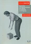 Ergonom�a. 20 preguntas b�sicas para aplicar la ergonom�a en la empresa.