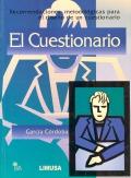 El Cuestionario. Recomendaciones metodol�gicas para el dise�o de un cuestionario.