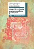 Manual de evaluación en psicología clínica y de la salud.