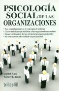Psicolog�a social de las organizaciones.