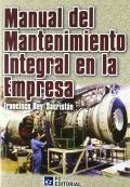 Manual del mantenimiento integral en la empresa