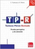 TP-R, Toulouse-Piéron Revisado (Juego completo).
