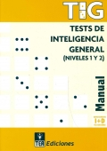 TIG, test de inteligencia general. Serie dominós. (Nivel 2)