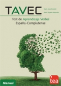 TAVEC, Test de Aprendizaje Verbal España-Complutense. ( Juego completo )