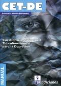 CET-DE, Cuestionario estructural tetradimensional para la depresión (Juego completo)