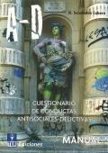 A-D, Cuestionario de conductas antisociales-delictivas