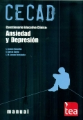 CECAD, Cuestionario educativo-clínico: ansiedad y depresión. (Juego completo)