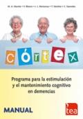 CÓRTEX, Programa para la Estimulación y el Mantenimiento Cognitivo en Demencias. ( Juego completo ).
