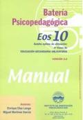 Batería psicopedagógica EOS-10. ( Manual + 10 Cuadernillos)