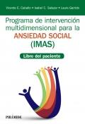Programa de intervención multidimensional para la ansiedad social (IMAS) Libro del paciente