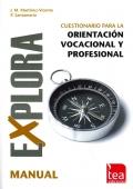 EXPLORA, Qüestionari per a l'orientació vocacional i professional (Joc complet)