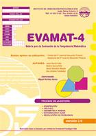 EVAMAT - 4. Evaluación de la Competencia Matemática. (1 cuadernillo y corrección)