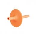 Boquilla Lip Blok flexible (naranja - 3/4)