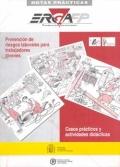 Erga FP.  Prevención de riesgos laborales para trabajadores jóvenes. Casos prácticos y actividades didácticas