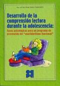 Desarrollo de la comprensión lectora durante la adolescencia. Bases psicológicas para un programa de prevención del analfabetismo funcional