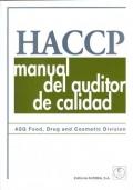 HACCP. Manual del auditor de calidad.