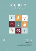 Lengua Evolución 3. Iniciación a la lectura y escritura. Sílabas, palabras y frases con: ll,y,r,rr,f.