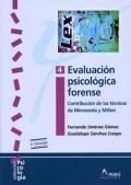 Evaluación psicológica forense 4. Contribución de las técnicas de Minnesota y Hillon