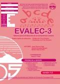 EVALEC-3. Batería para la Evaluación de la Competencia Lectora. (1 cuadernillo y corrección)