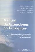 Manual de actuaciones en accidentes.