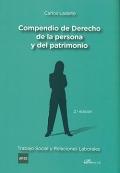 Compendio de derecho de la persona y del patrimonio. Trabajo social y relaciones laborales.