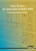 Guía técnica de aplicación al REBT 2002