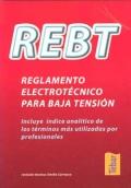 REBT. Reglamento Electrotécnico para Baja Tensión.