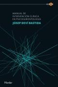 Manual de intervención clínica en psicogerontología.