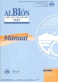 Manual de ALBIÓN, English Evaluation Test.