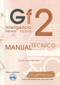 IGF- 2r Inteligencia General y Factorial renovado. Manual Técnico Formas A y B.