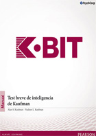 Manual del K-BIT, Test breve de inteligencia de Kaufman.