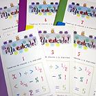 ¡Ya calculo! (Obra Completa) Cuadernos de atención a la diversidad.