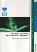 Memoria y atención II. Programa de refuerzo