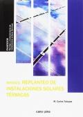 Replanteo de instalaciones solares térmicas (Mf0601)