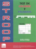 Paquete 10 cuadernillos STROOP Edición Revisada